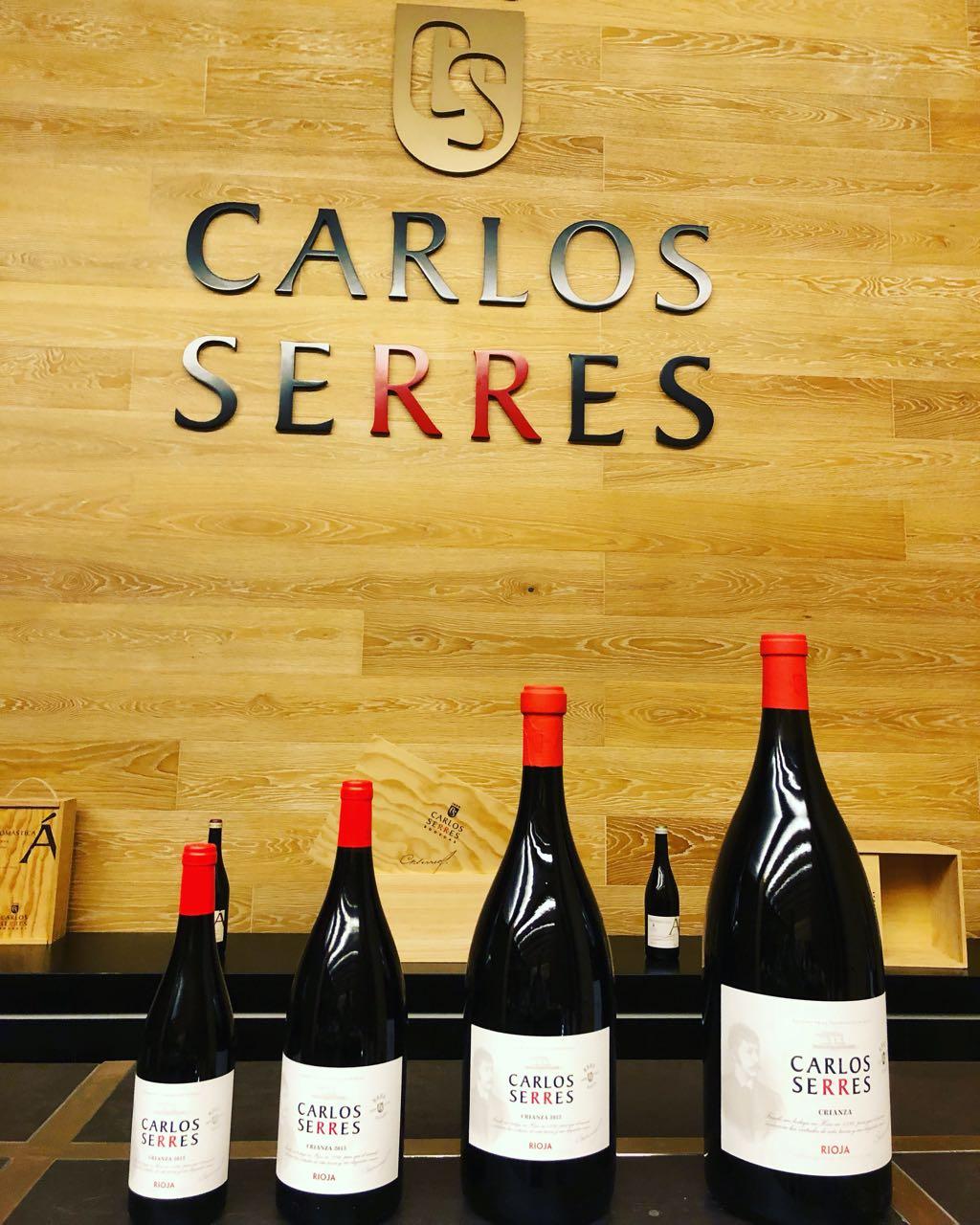вина Carlos Serres